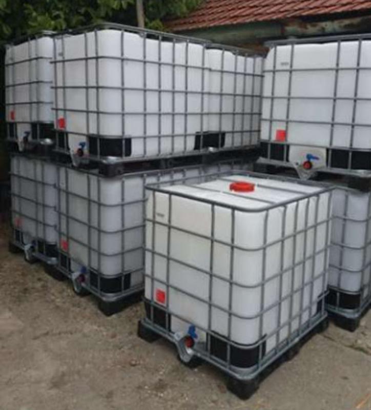 Cisterne burad od 1000 i 2000 litara za zalivanje