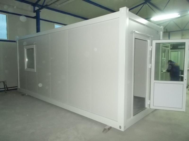 Argus kontejneri Standard 3.125 e ,Ekonomik kontejner 2.650e nemačkog modula