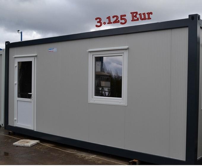 Argus kontejneri nemačkog modela ,Standardni 3.125 e ,Ekonomik 2.650 e