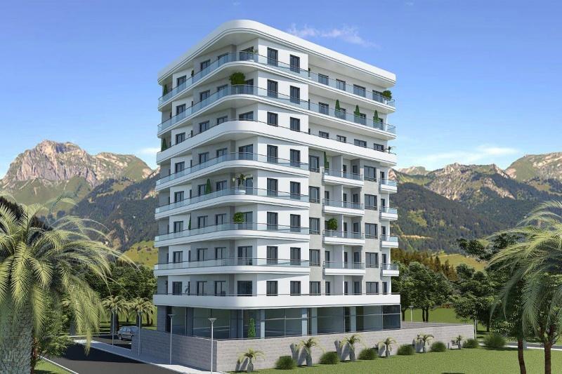 Na prodaju luksuzni stanovi u objektu u izgradnji u Budvi (150 m od mora)
