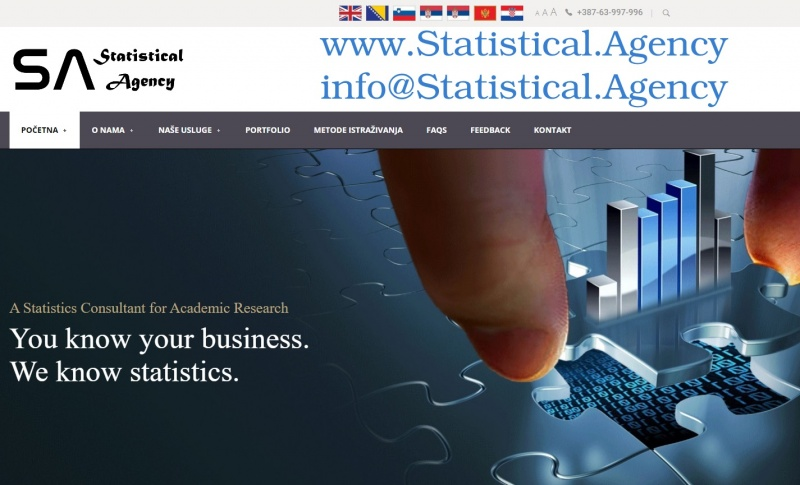 Statistika i statistička obrada podataka u SPSS, AMOS, Excel i interpretacija