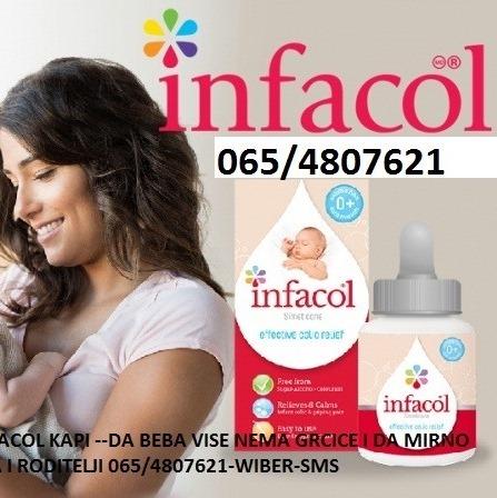 kapi za grceve kod beba INFAKOL