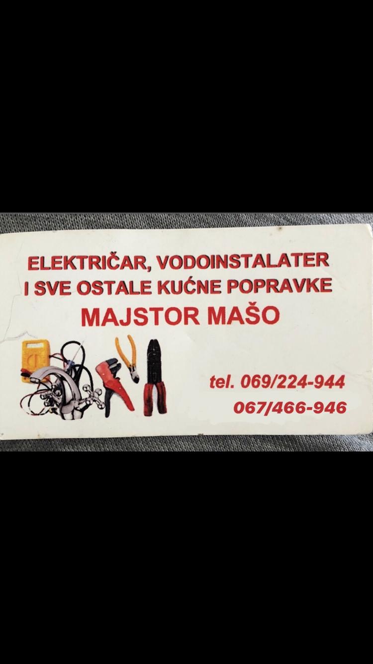 Elektricar i Vodoinstalater