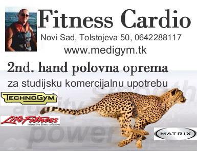 Oglas Polovne Sprave Za Teretanu Fitness Klubove 50000