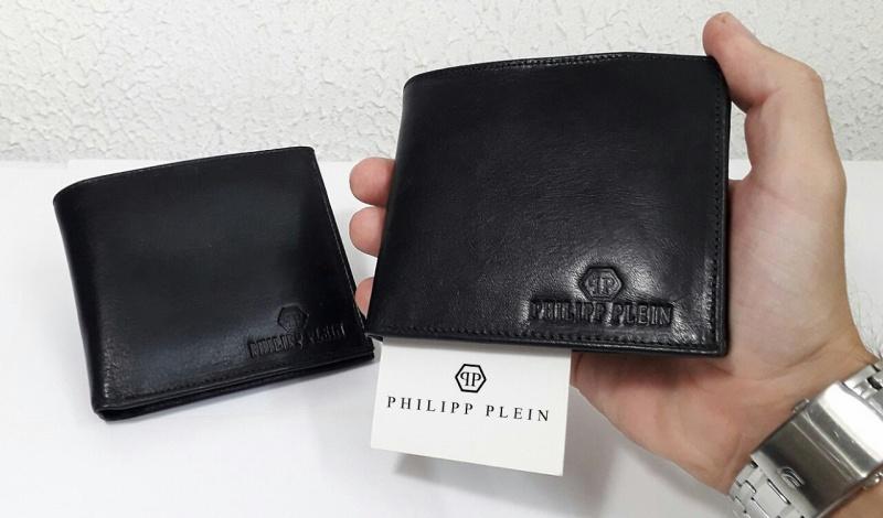 Philipp Plein muski kozni novcanik