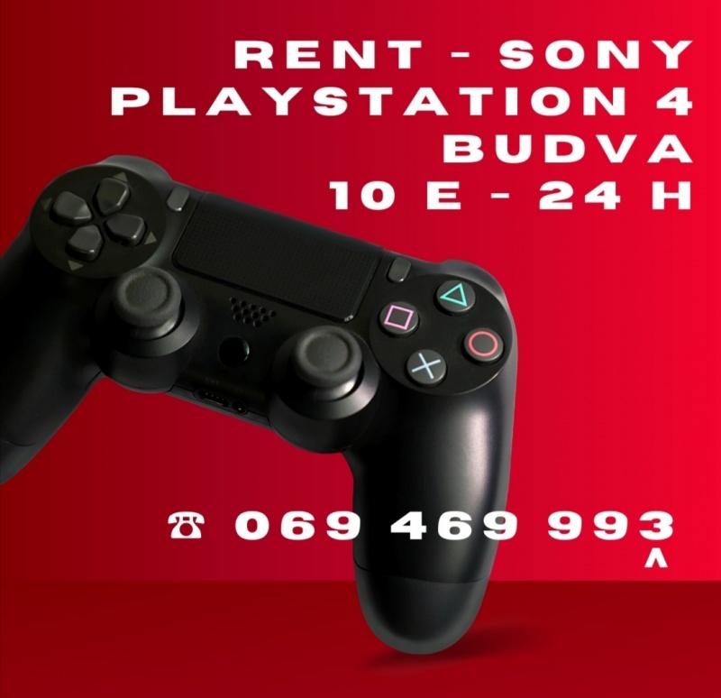 izdajem Sony PlayStation4 Budva