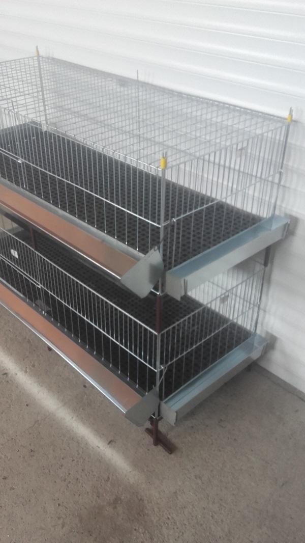 Kavezi za pilice i zeceve - Novi Sad, Veternik