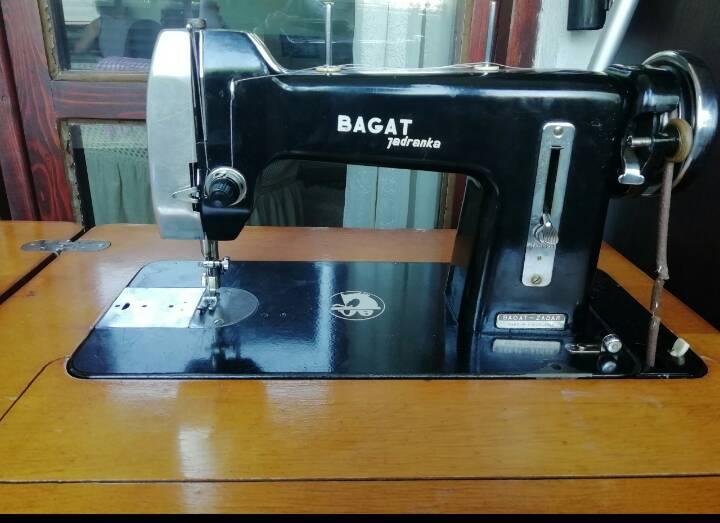 Mašina za šivenje  Bagat  Jadranka