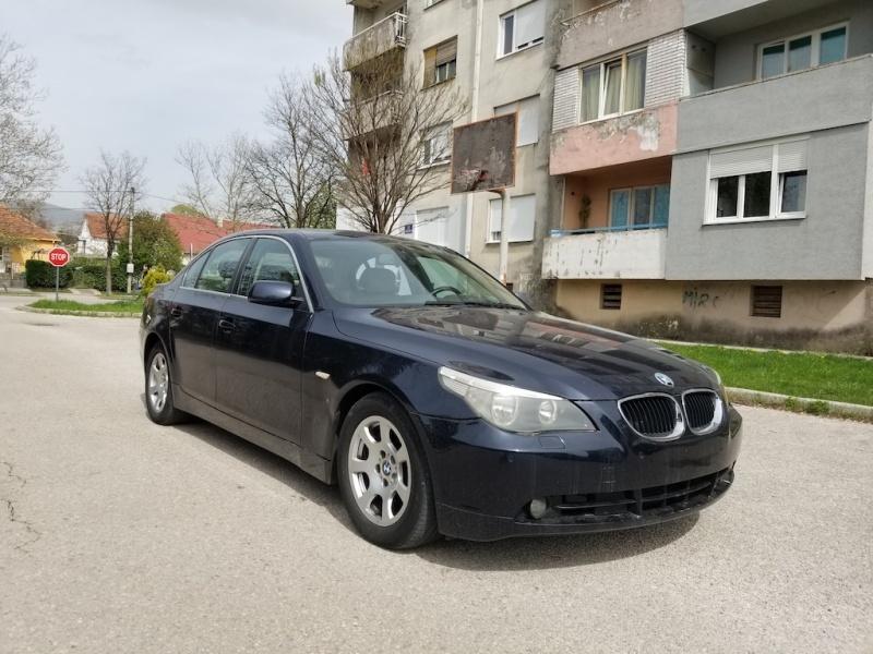 BMW 530D 2004 219,000 km