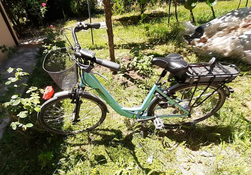 Prodajem električno biciklo
