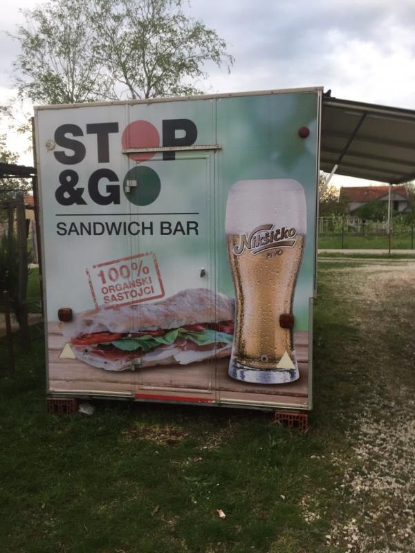 Fast food prikolica